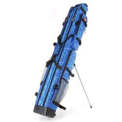 방수 낚시 장비 패키지 다기능 실외 카무플라주 낚시 로드 백
