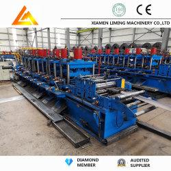 高速高品質の構築の建築材料の列の金属のスタッドおよびC&Uのための機械を形作る乾式壁連続したトラックロール
