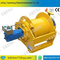 Yuanshengの油圧トラッククレーンコンパクトのウィンチ