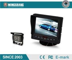 """5.6 """" Monitor LCD colorido com câmera à prova de visão nocturna de Backup para carro/autocarro/Veículo"""