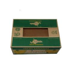Comercio al por mayor de 5 capas de frutas caja de cartón corrugado para Banana