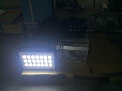 Ce RoHS ISO9001 énumérés 120W Aquarium d'éclairage à LED de couleur bleue