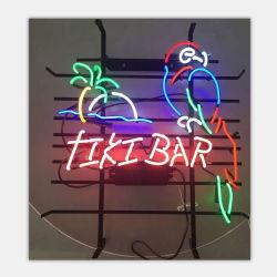 Gros en Chine prix d'usine Custom Tiki Bar au néon de lumière