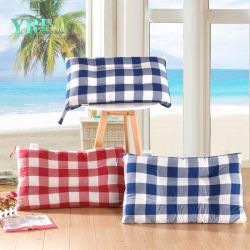 標準的なホールセール洗浄可能なジャカード綿枕
