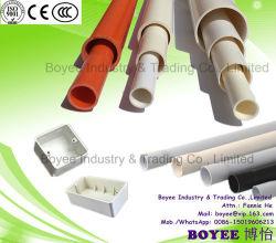 PVC tubos eléctricos durável de transferência se o tubo de plástico