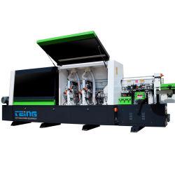 Volledig Automatische het Verbinden van de Rand van de Houtbewerking Machine met Slooting