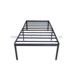 """14 """" أسود معلنة توسم [إكسل] حجم حديد جانب سرير مع عارضة سرير إطار, أسلوب متّبع آخر صيحة, نمو, [هيغ-ند]"""