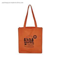 RPET 不織布リサイクルペット用資材ショッピングバッグトートバッグ Supermaket バッグ