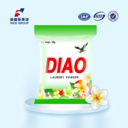 Polvere di pulitura eccellente del detersivo di lavanderia di marca di Diao con il profumo del fiore di Freash