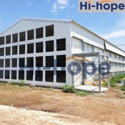 Camera d'acciaio galvanizzata di Chikcen del TUFFO caldo per l'azienda agricola di strato