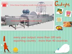 Мгновенное рисовая лапша обрабатывающего станка жареные мгновенного рисовая лапша оборудование/промышленности жареные вареные мгновенного рисовая лапша обработки оборудование линии