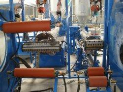 Стальная труба масла API 3PE 3lpe антикоррозионная порошок распыления порошковой покрытие
