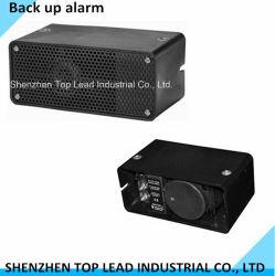 Alarma de marcha atrás del coche de seguridad Copia de seguridad Bocina con controlador de dB para uso intensivo del vehículo comercial