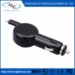 Быстрое зарядное устройство Портативный мобильный телефон поездки беспроводной USB Pd автомобильное зарядное устройство для iPhone электрический QC3.0 автомобильное зарядное устройство USB