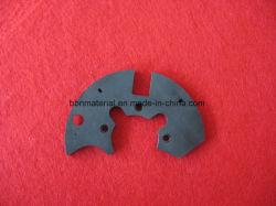 Noir haute ténacité en céramique oxyde de zirconium partie