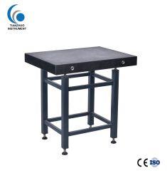 Flachheit-schwarze Granit-Inspektion-Tisch-Oberflächen-Platte