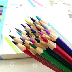 多彩な絵画鉛筆年長カラー鉛筆の子供のクレヨン