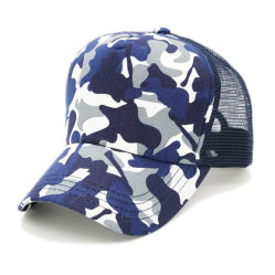 Пользовательские вышивка армии шляпы мода сетка Trucker бейсбола крепежные Snapback Camo хлопка Red Hat