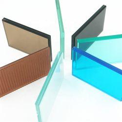 非常に装飾的な安全によって和らげられる薄板にされたガラスの氷Cracckによって壊されるガラス