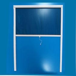 PVC 롤러 Flyscreen Windows 곤충 Windows 스크린