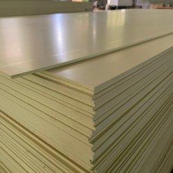 Deacrative revestimento de paredes PVC Placa de espuma com diferentes cores do revestimento