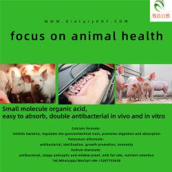 Additiver Säurebildner-Tierwachstum Porfermance Zufuhr-Grad-Kalziumformiat-Zusätze