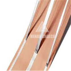 Композитный Copper-Alu катушки газа для литиевая батарея компонентов