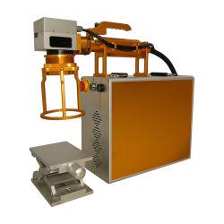 Macchina multilingue statica multiuso avanzata della strumentazione della stampante di codificazione di stampa della marcatura del laser Pl-600