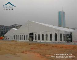 خيمة زفاف كبيرة 20 مترًا x 50 مترًا تستخدم لتنظيم حفلات الزفاف والمناسبات كنيسة ماركيز