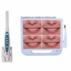 Стоматологическое оборудование проводной 17-дюймовый светодиодный монитор стоматологическая внутри камеры полости рта