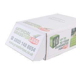 Mercado Chino Frutas Verduras Compras Personalizadas de papel Kraft Cuadro fabricado en China