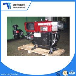 Enige Cylider/Waterkoeling/Gekoelde Diesel Motor/Motor
