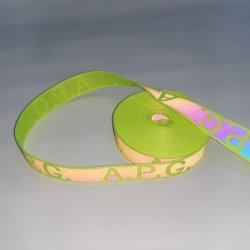 Custom напечатано светоотражающие нейлоновые лямке