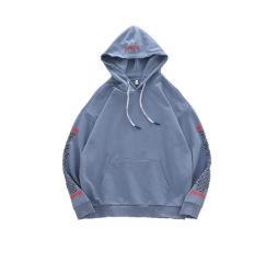 高品質コットンプルオーバー 100% 暖かいユニセックスサイズのオーバーウェアユニフォームチームウェア ストリートウェアヘビーホールセールメンズカスタムプリンティング刺繍スウェットシャツメンズフーディー