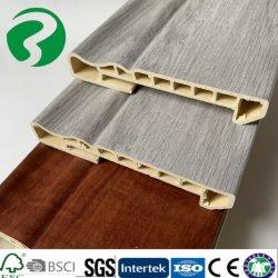 Buwei impermeable de alta calidad buen precio de las esquinas de madera decorativa línea Moldproof