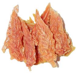 Natürliches Fleisch-trockenes Nahrung-Soem-Huhn-stoßartige Leiste-Hundebehandlungen