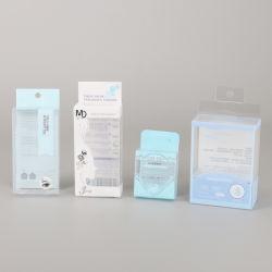 Custom Clear складные печати ПП и ПВХ/Pet пластиковой упаковки .