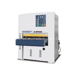 Hete Brede de riemschuurmachine r-RP1000 van de Machine van de Schuurmachines van de Machines van de verkoopHoutbewerking