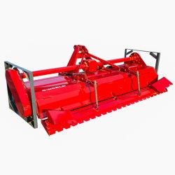 Taille mini Combiner le riz avec une petite machine de la récolteuse/C de la cabine