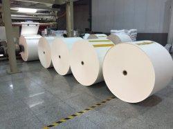 De doble cara de grado alimenticio, rollo de papel recubierto de PE