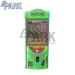 Verrücktes Münzen-Stoss-Spiel-Maschinen-im Freienspielplatz-Unterhaltungs-Gerät des Spielzeug-2 für Verkauf
