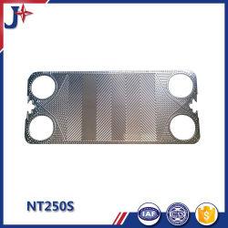 Permutador de calor industrial de Refrigeração do Óleo Hidráulico Nt250s placas com ótimo preço