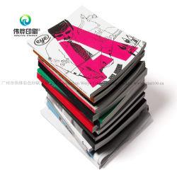 맞춤형 매트용지 인쇄 카탈로그/브로셔/책자/잡지
