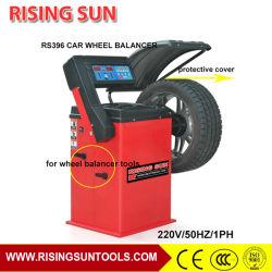 車車輪ガレージのためのバランスをとる装置のタイヤサービス装置