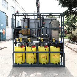 Imprimir y colorear el equipo de tratamiento de aguas residuales Indusry