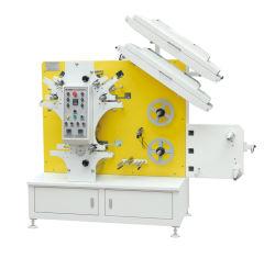 (JR-1241) imprimante flexographique pour ruban de satin étiquette, étiquette de coton, textile et du papier