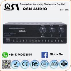 120W 350W télécommande professionnel Écho numérique AV KTV Karaoke amplificateur Système de mélange