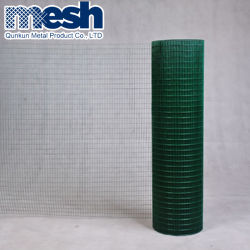 Супер качества с покрытием из ПВХ сварной проволочной сеткой