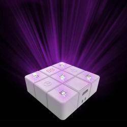 جهاز التعقيم الجديد بضوء المكعب بنفسجي والبنفسجي الصغير المحمول والمميكن والمميكن