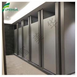 体操のためのシャワー室のキュービクルのコンパクトの積層物HPL